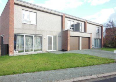 2016-2017 Sint-Truiden – wijk Guvelingenveld – vervanging buitenschrijnwerkerij in 207 woningen