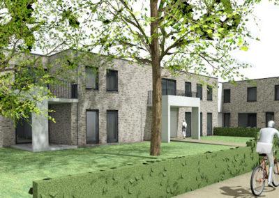 2018-2019 – Sint-Truiden – vervangingsbouw van 28 woongelegenheden
