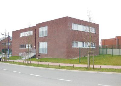 2013 – 2014 Nieuwerkerken, Kozen, Torenhof: nieuwbouw 10 woningen