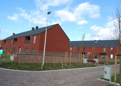 2015 – 2017 Sint-Truiden – Brustem, Kapelhof: nieuwbouw 22 woongelegenheden