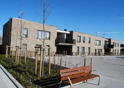 2015 – 2017 Sint-Truiden – Olympialaan & Ziekerenweg: nieuwbouw 22 huurappartementen & 6 koopwoningen
