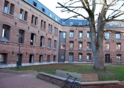 2015 – 2017 Sint-Truiden – Ursulinenstraat: vervangingsbouw 37 appartementen