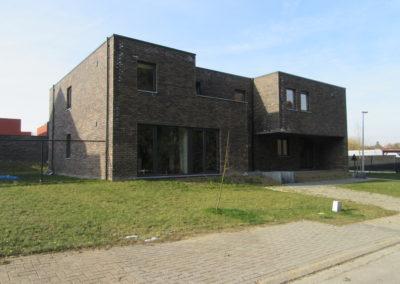 2014 – 2016 Gingelom, Mielen-boven-Aalst: nieuwbouw van 12 appartementen