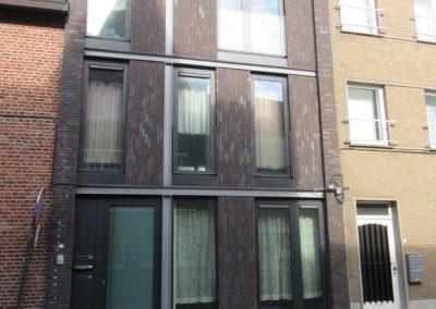 2015 – 2017 Sint-Truiden – Molenstraat 31 – totaalrenovatie 3 appartementen