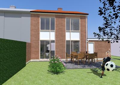 Sint-Truiden – grondige renovatie van 64 woningen wijk Kleine Brede Akker
