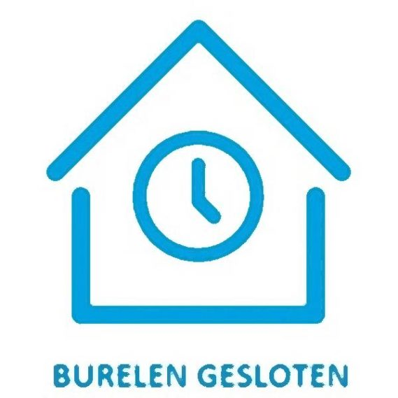 De burelen zijn uitzonderlijk gesloten op WOENSDAG 15 AUGUSTUS 2018!
