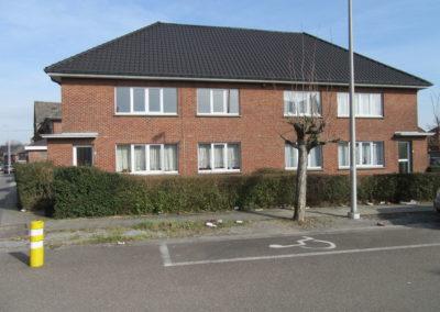 Sint-Truiden, Halmaalweg & Tramstraat – renovatie 5 woningen