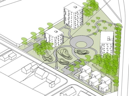Sint-Truiden – nieuwbouwproject van 49 appartementen