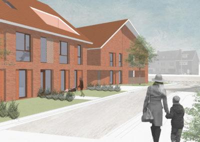 Nieuwerkerken – nieuwbouwproject van 17 appartementen