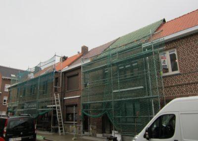 2014-2015 Sint-Truiden – Sint-Gangulfuswijk –  renovatie 8 woningen