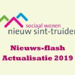 Actualisering kandidatenregister 2019