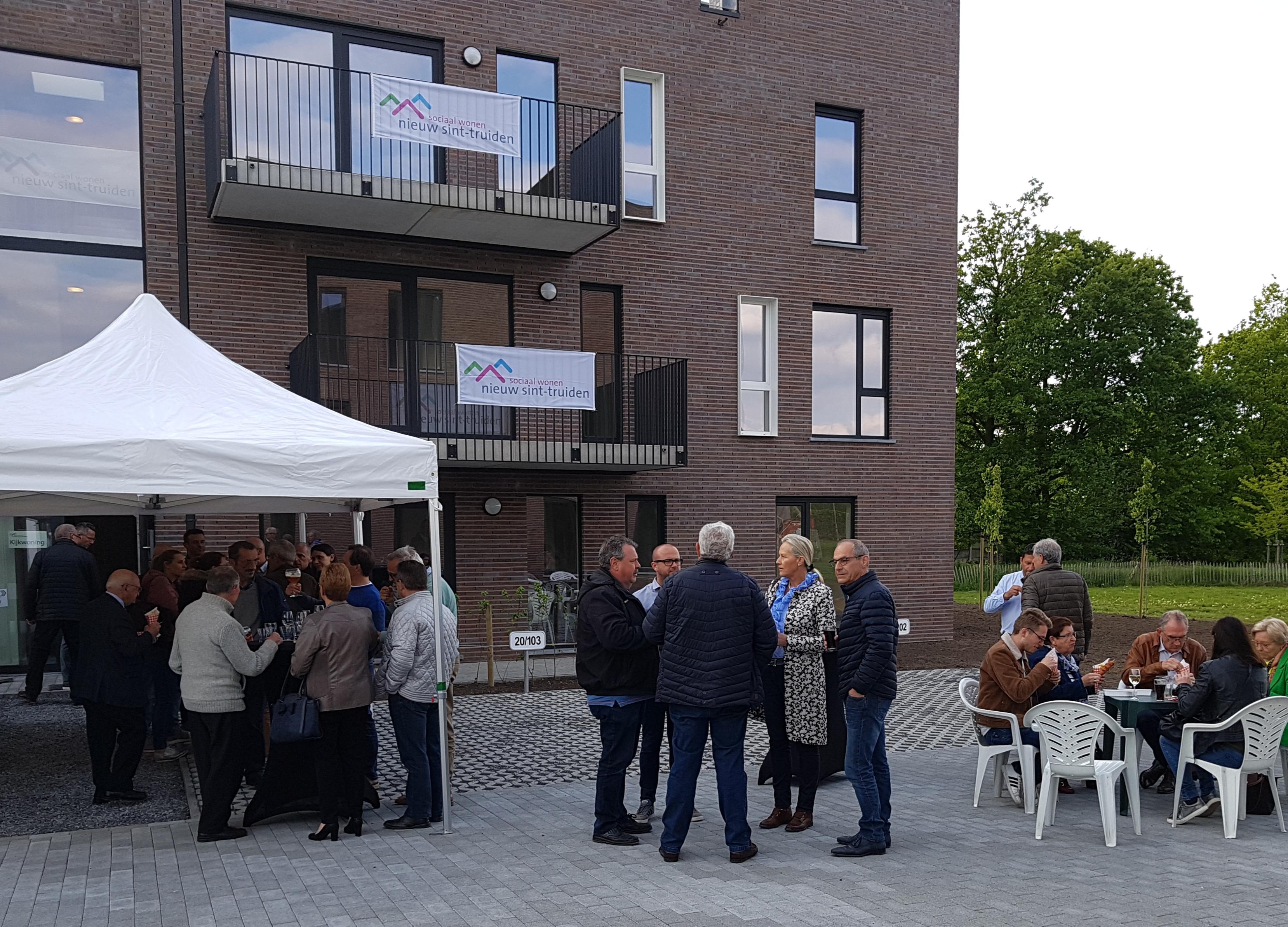 Opendeur Pater Cuypersstraat in Nieuwerkerken