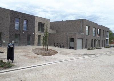 2017 – 2019 Nieuwerkerken – nieuwbouw 12 woongelegenheden