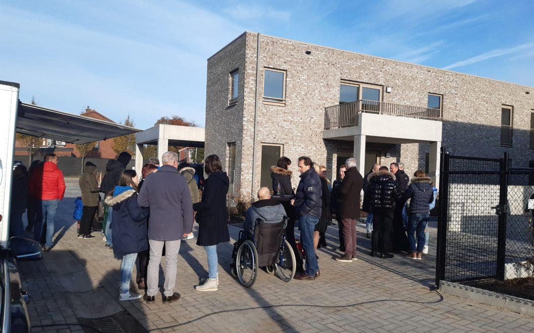 Open deur dag wijk Kleine Brede Akker 16 november 2019