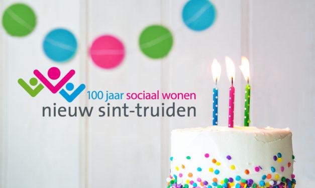 100 Jaar Sociale Huisvestingsmaatschappij Nieuw Sint-Truiden!